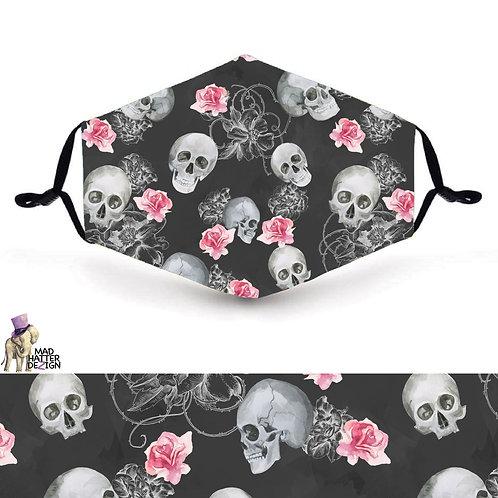 Rose Death Mask