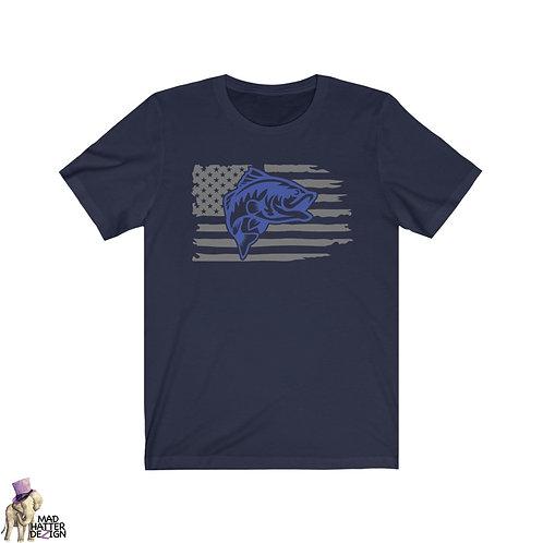 WS: Fish Flag Tee