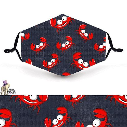 Crabby Pants Mask