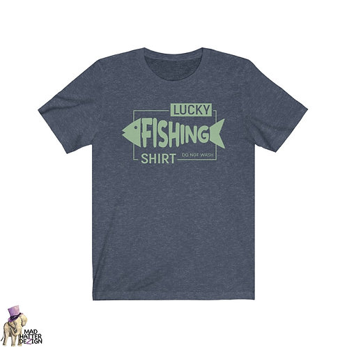WS: Lucky Fishing Shirt GN Tee