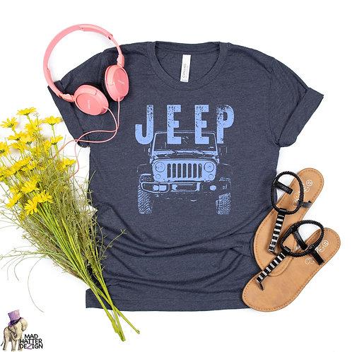 WS: Jeep Blue (Tee)