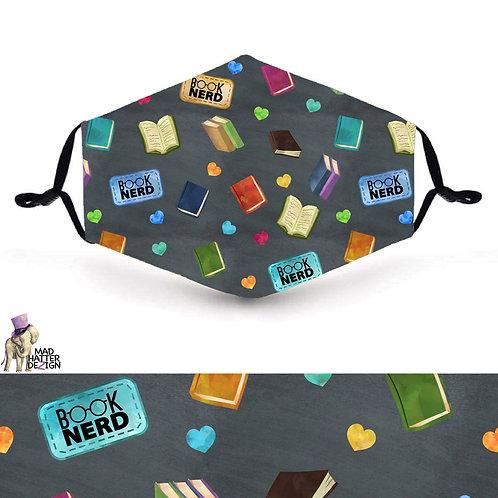 Book Nerd Mask