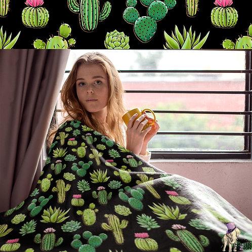 Prickly Cacti Blanket
