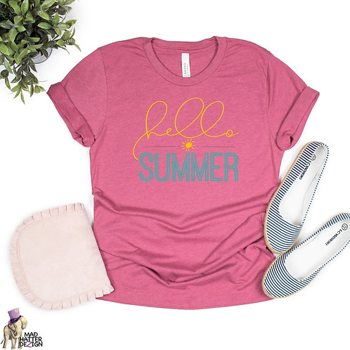 WS: Hello Summer Tee