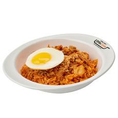 차돌김치볶음밥_달걀