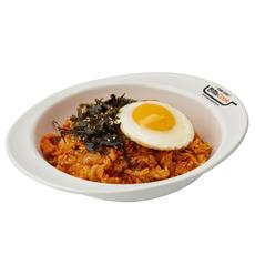 묵은지삼겹살볶음밥_달걀