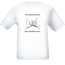 Merchandising, T-Shirt, Vorderseite