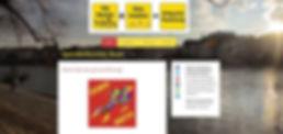 Spendenbooster Basel; Website