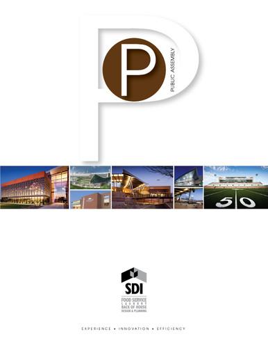 SDI Public Assembly Brochure