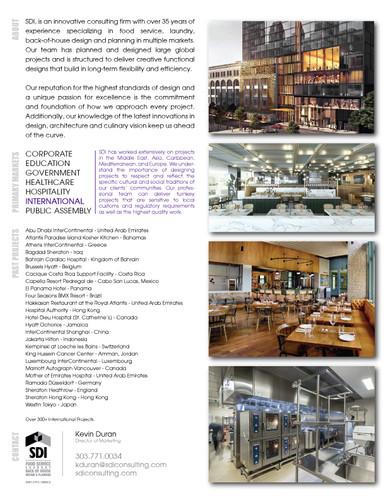 SDI International Brochure
