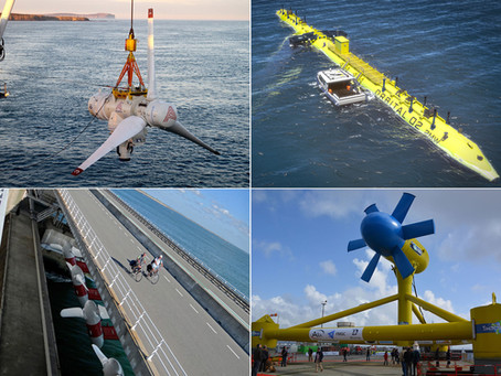 A call to implement marine renewable energy across Europe
