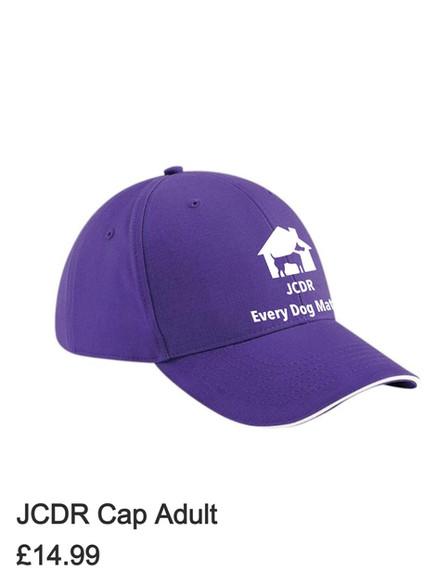 JCDR Cap Adult