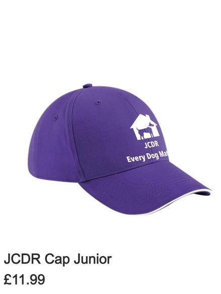 JCDR Cap Junior