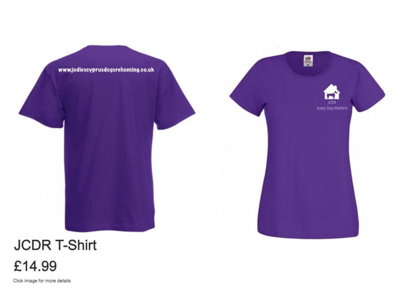 JCDR T-Shirt