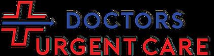 Doctors Urgent Care Logo (carespacing)1v