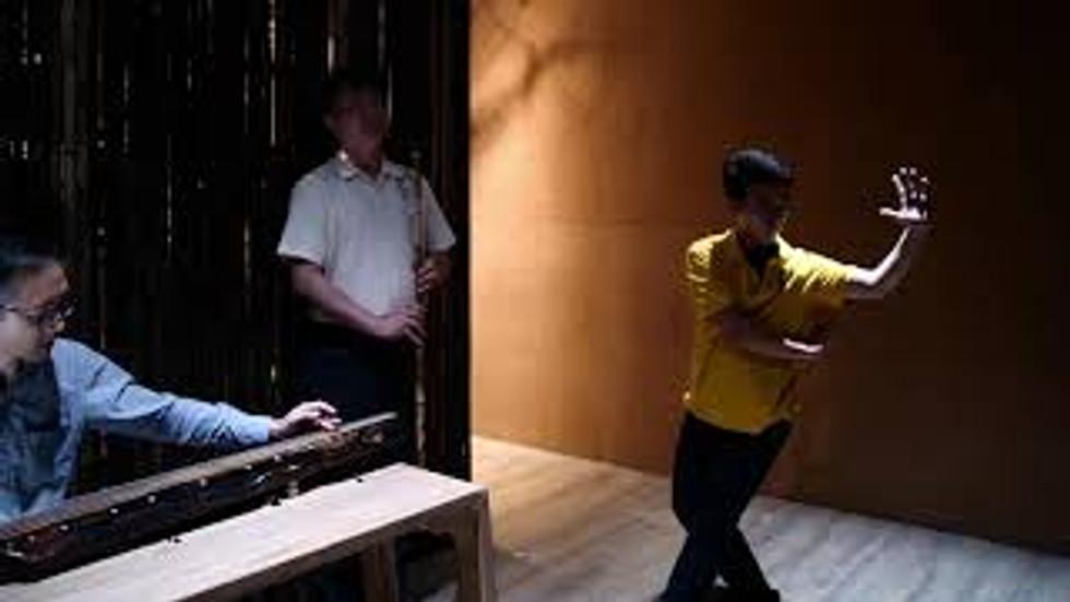 蔡昌壽斲琴學會 x 傅式八卦掌學會
