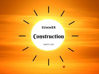 6 Heat Safety Tips for Southeastern NC Construction Workers