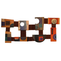 Mural favi