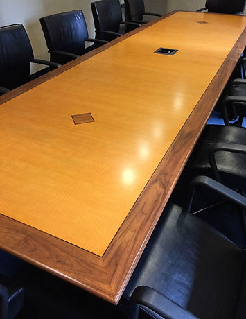 Impressive Conference Table Repair