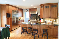 Kitchen Restoration Project (Before)
