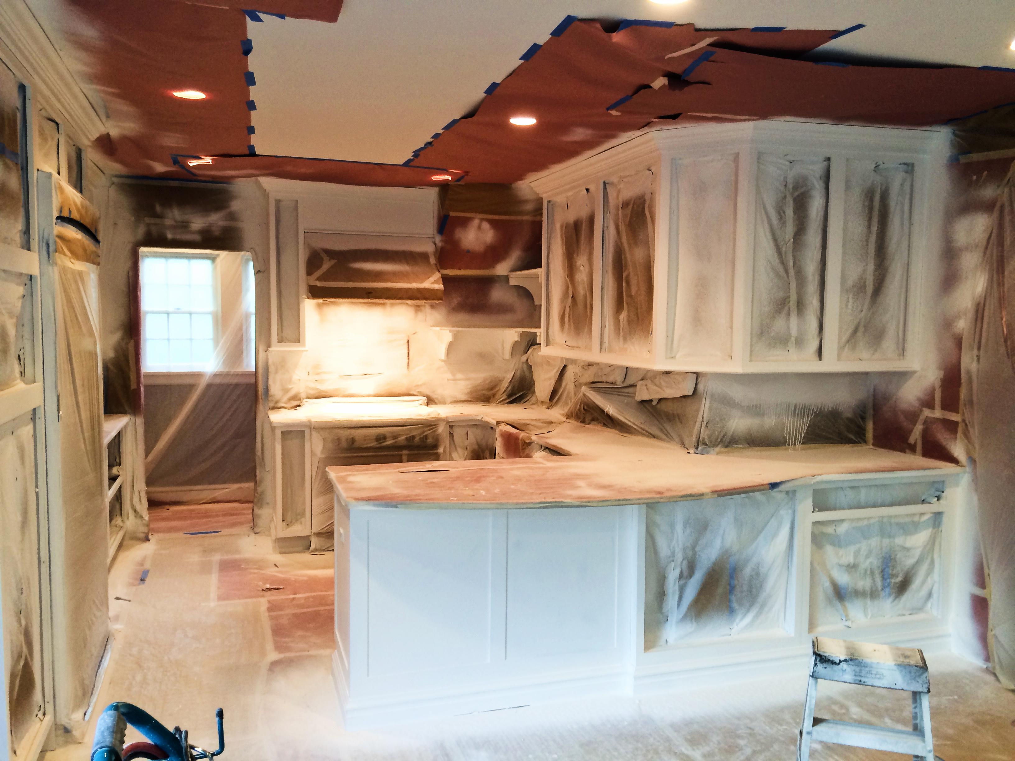 Kitchen Restoration (Process)