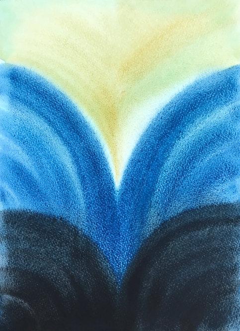 Original work on watercolour paper