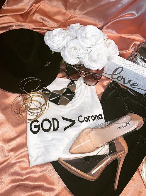 God > Corona