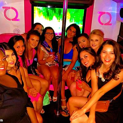 Delila's Bachelorette Party
