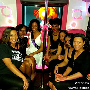 Victoria's Vegas Bachelorette Party