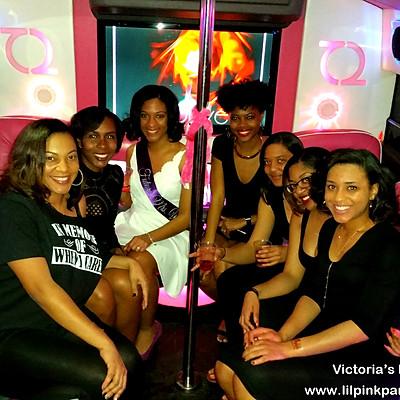 Victoria's Vegas Bachelorette Party