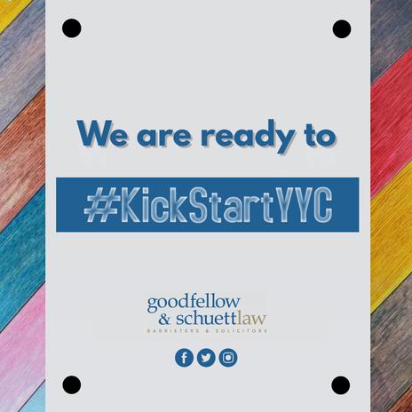 We are ready to #KickStartYYC.
