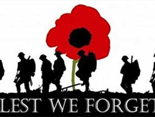 LEST WE FORGET...    ​ ​​ April 25 is the day of remembrance for the fallen of all wars, but specifi