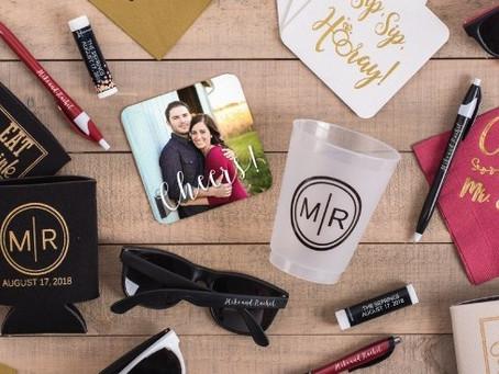 BEST SEASONAL WEDDING FAVORS FOR 2020!
