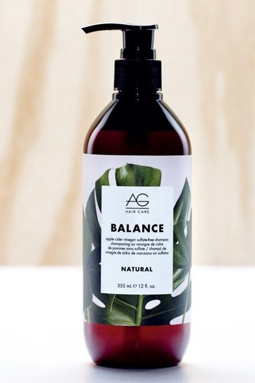 Balance Apple Cider Vinegar Sulfate Free Shampoo