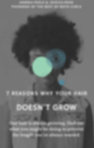 7 Reasons Why Your Hair Doesn't Grow Cov
