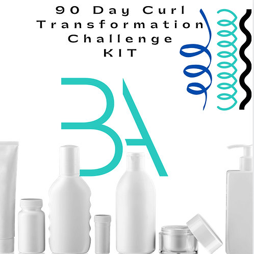 90 Day Curl Transformation Kit