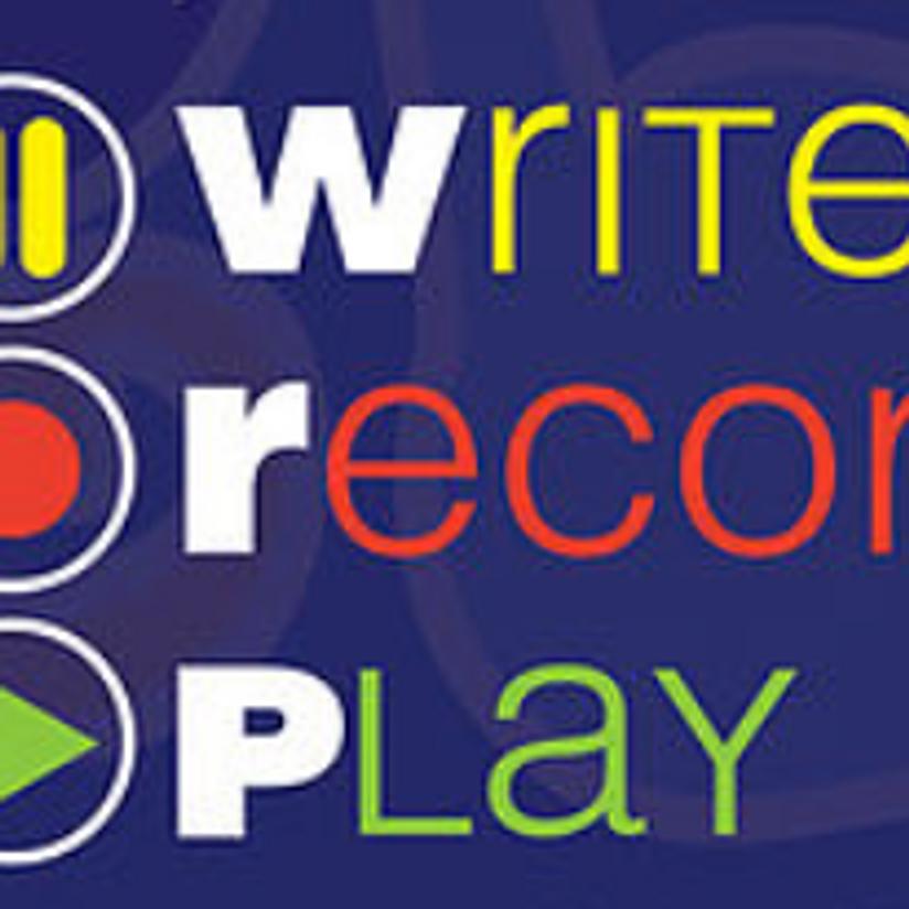 WRITE • RECORD • PLAY