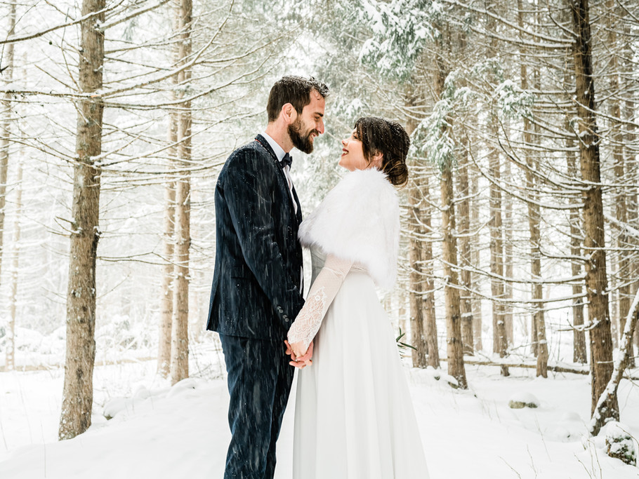 Vidéo Mariage à Chamonix