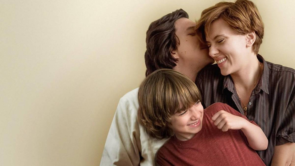 Os personagens da trama: Charlie, Nicole e Henry.