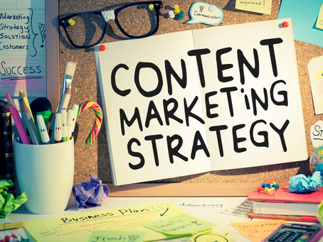 Guide to creating a content marketing strategy in 5 steps