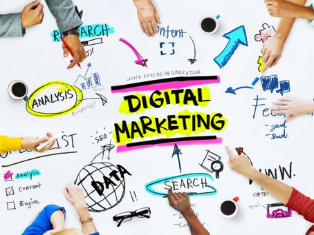 A Beginner's Guide To Digital Marketing