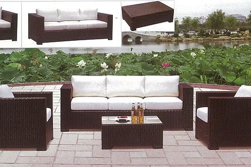 Outdoor Sofa (OD3111BR#01)