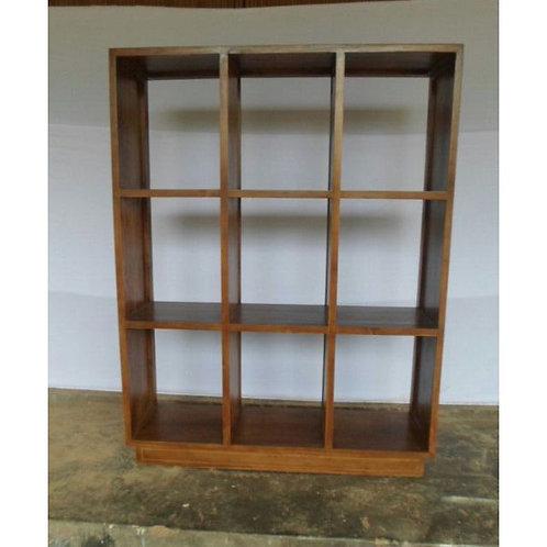 Teak Book Shelf (TBS#19)