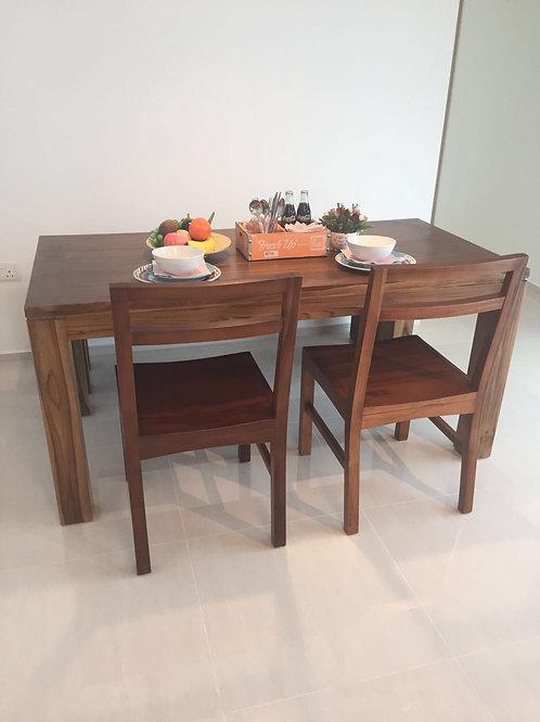 Teak Dining Table (TDT16#05)