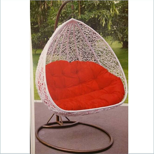 Outdoor Twin Swing Chair (ODSC2#01)