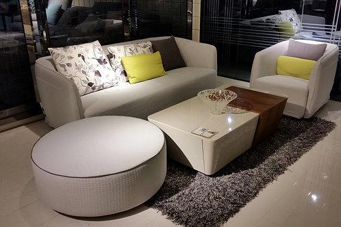 2 seater sofa set (SF12F#25)
