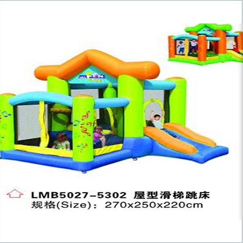 Bouncing Castle 01