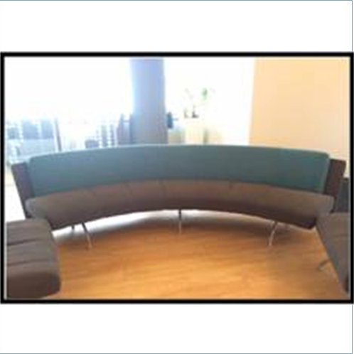 Design Curve Sofa Set