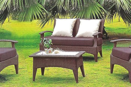 Outdoor Sofa (OD2111#BR#05)