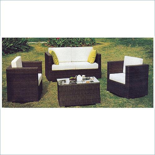 Outdoor Sofa (OD2111#BR06)